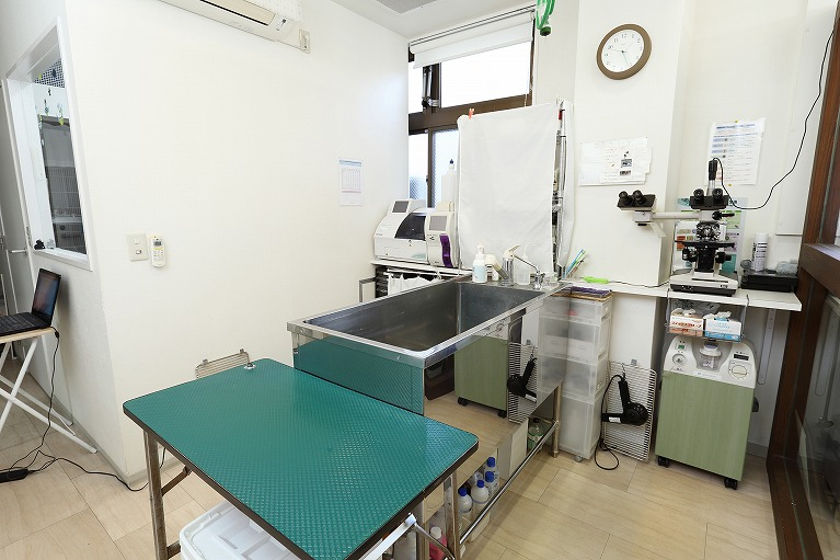 処置室・検査室